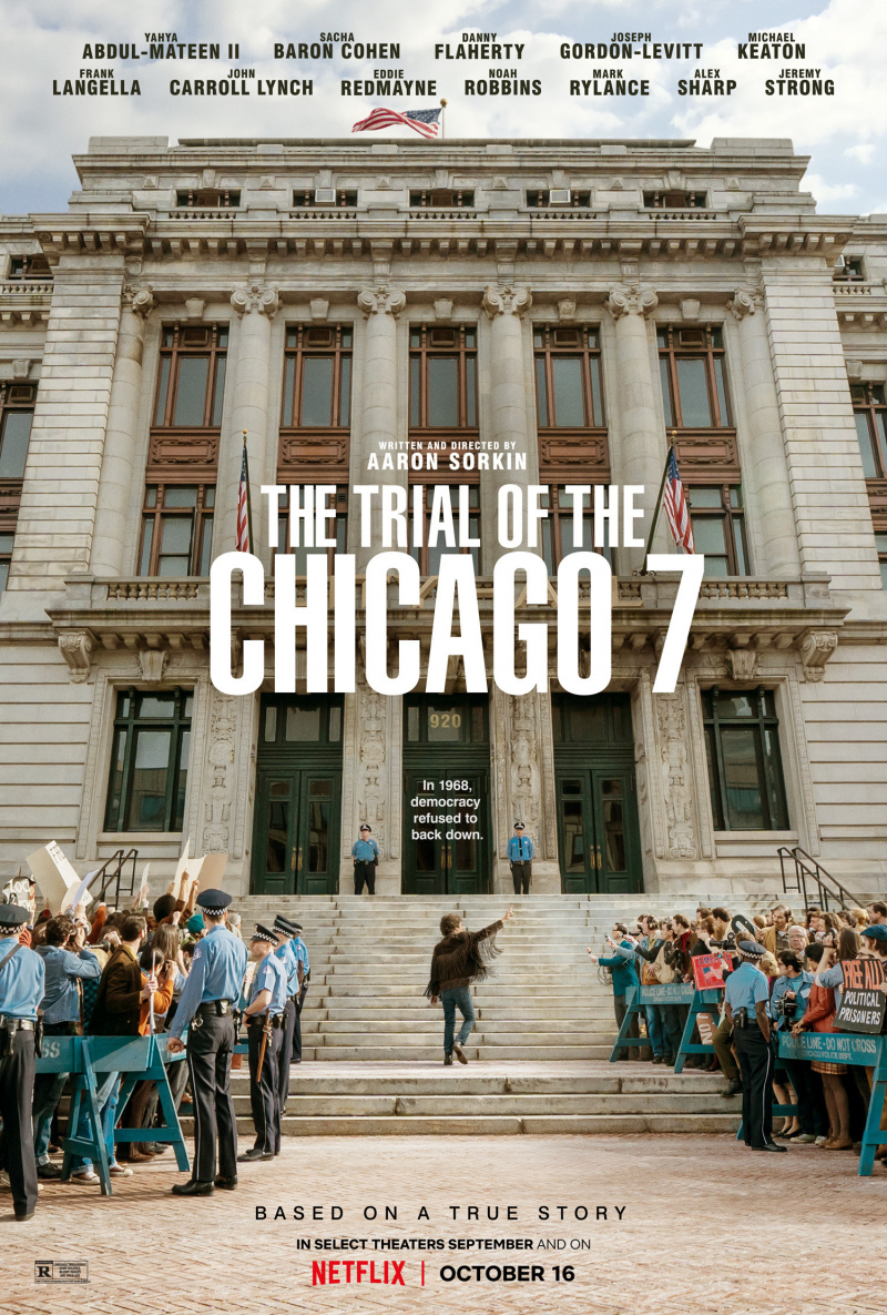Суд над чикагской семеркой - The Trial of the Chicago 7