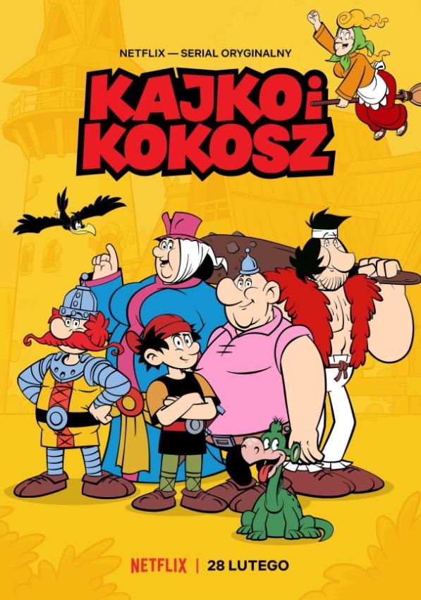Кайко и Кокош - Kajko i Kokosz