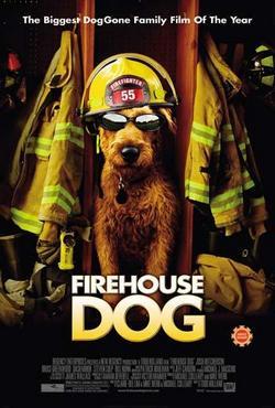 Пожарный пес - Firehouse Dog