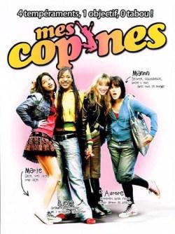 Девочки сверху: Французский поцелуй - Mes copines