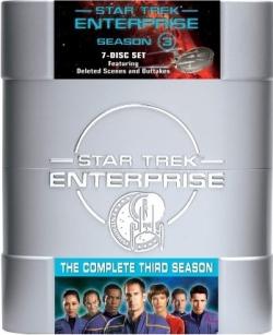 Звездный путь: Энтерпрайз. Сезон 3 - Star Trek: Enterprise. Season III