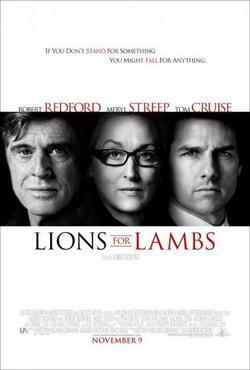 Львы для ягнят - Lions for Lambs