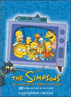 Симпсоны. Сезон 4 - The Simpsons. Season IV