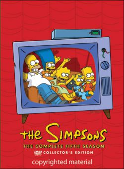 Симпсоны. Сезон 5 - The Simpsons. Season V