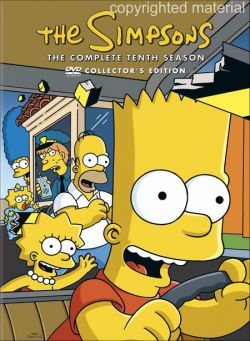 Симпсоны. Сезон 10 - The Simpsons. Season X