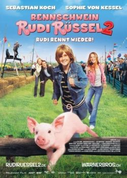 Руди - гончий поросенок - Rennschwein Rudi Russel 2