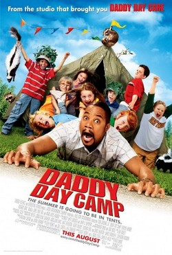 Дежурный папа в лагере - Daddy Day Camp