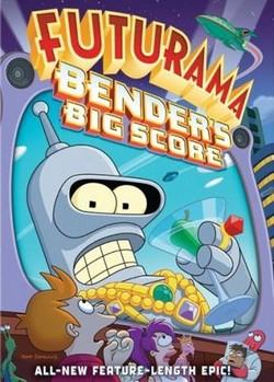 Футурама: Крупное дело Бендера - Futurama: Benders Big Score