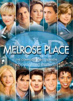 Мелроуз Плэйс. Сезон 1 - Melrose Place. Season I