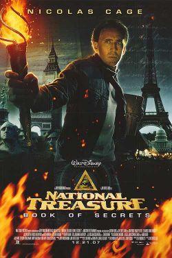 Сокровище нации: Книга Тайн - National Treasure: Book of Secrets