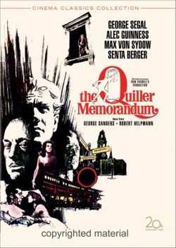 ���������� �������� - The Quiller Memorandum