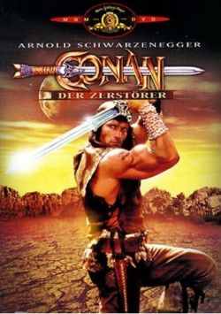 Конан - разрушитель - Conan the Destroyer