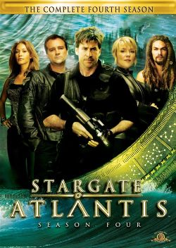 Звездные врата: Атлантида. Сезон 4 - Stargate: Atlantis. Season IV