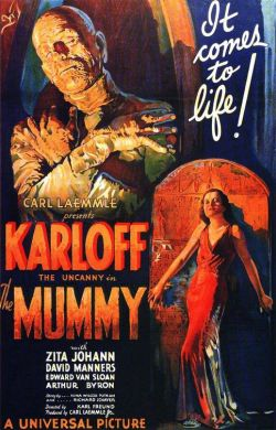 Мумия - The Mummy