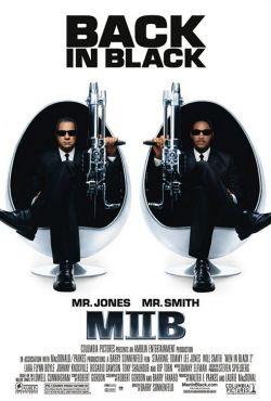 Люди в черном 2 - Men in Black II