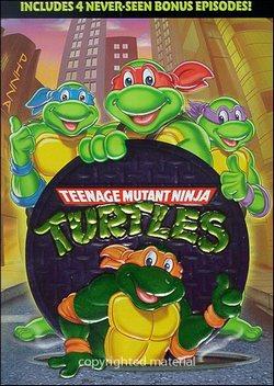 Черепашки мутанты ниндзя. Сезон 3 - Teenage Mutant Ninja Turtles. Season III