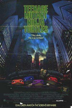 Черепашки ниндзя - Teenage Mutant Ninja Turtles