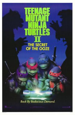 Черепашки ниндзя 2 - Teenage Mutant Ninja Turtles II: The Secret of the Ooze