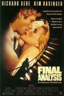 Окончательный анализ - Final Analysis