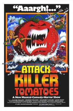 ��������� ���������-����� - Attack of the Killer Tomatoes!