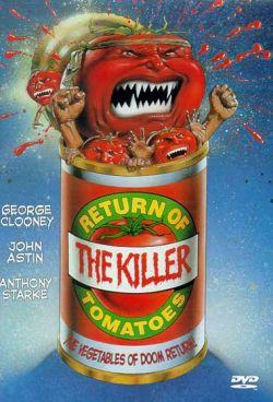 ����������� ���������-����� - Return of the Killer Tomatoes!