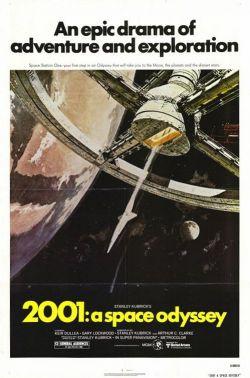 Космическая одиссея 2001 - 2001: A Space Odyssey