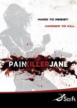 Крепкий орешек Джейн - Painkiller Jane