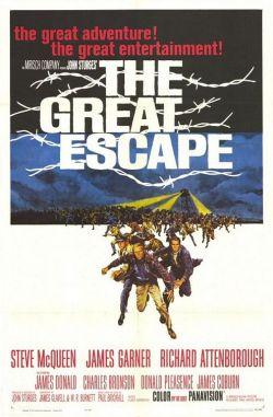 Великий побег - The Great Escape