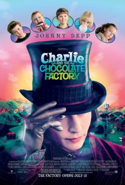 Чарли и шоколадная фабрика - Charlie and the Chocolate Factory