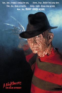 Кошмар на улице Вязов - A Nightmare on Elm Street