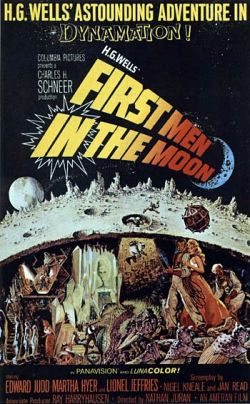 Первые люди на Луне - First Men in the Moon