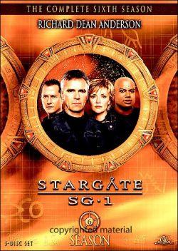 Звездные врата. Сезон 6 - Stargate SG-1. Season VI