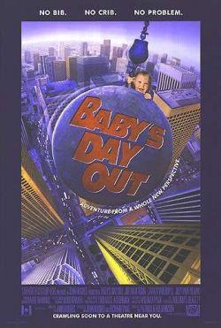 Младенец на прогулке, или Ползком от гангстеров - Babys Day Out