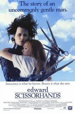 Эдвард руки-ножницы - Edward Scissorhands