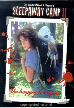 Спящий лагерь 2 - Sleepaway Camp II: Unhappy Campers