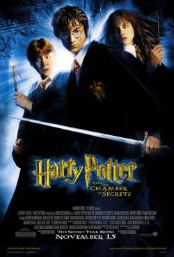 ����� ������ � ������ ������� - Harry Potter and the Chamber of Secrets
