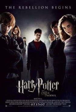 Гарри Поттер и орден Феникса - Harry Potter and the Order of the Phoenix