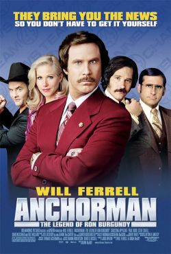 Телеведущий - Anchorman: The Legend of Ron Burgundy