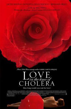 Любовь во время холеры - Love in the Time of Cholera