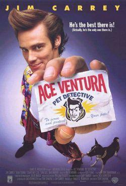 Эйс Вентура: Розыск домашних животных - Ace Ventura: Pet Detective
