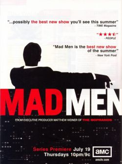 Безумцы. Сезон 1 - Mad Men. Season I
